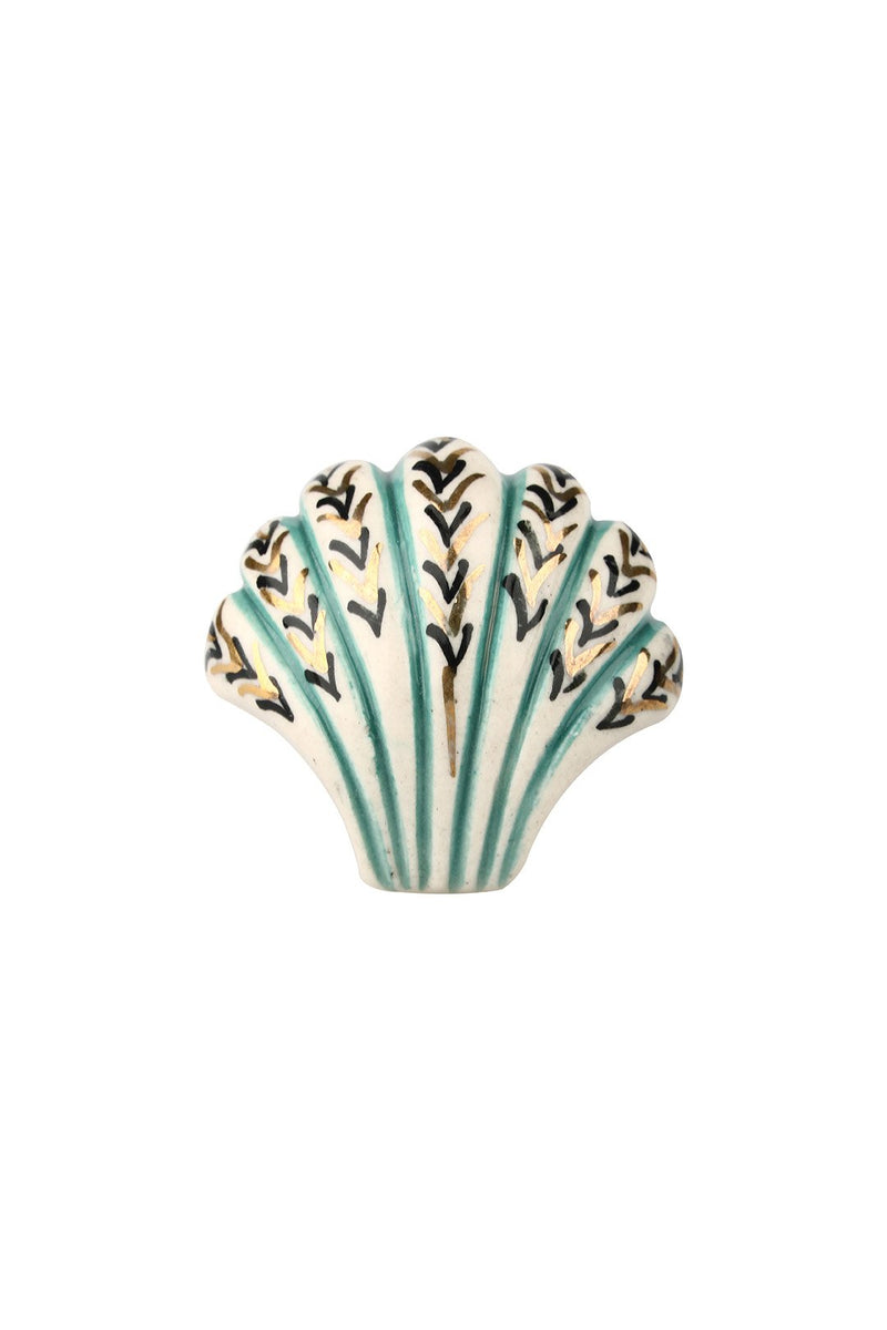 Assorted Shaped Ceramic Doorknob