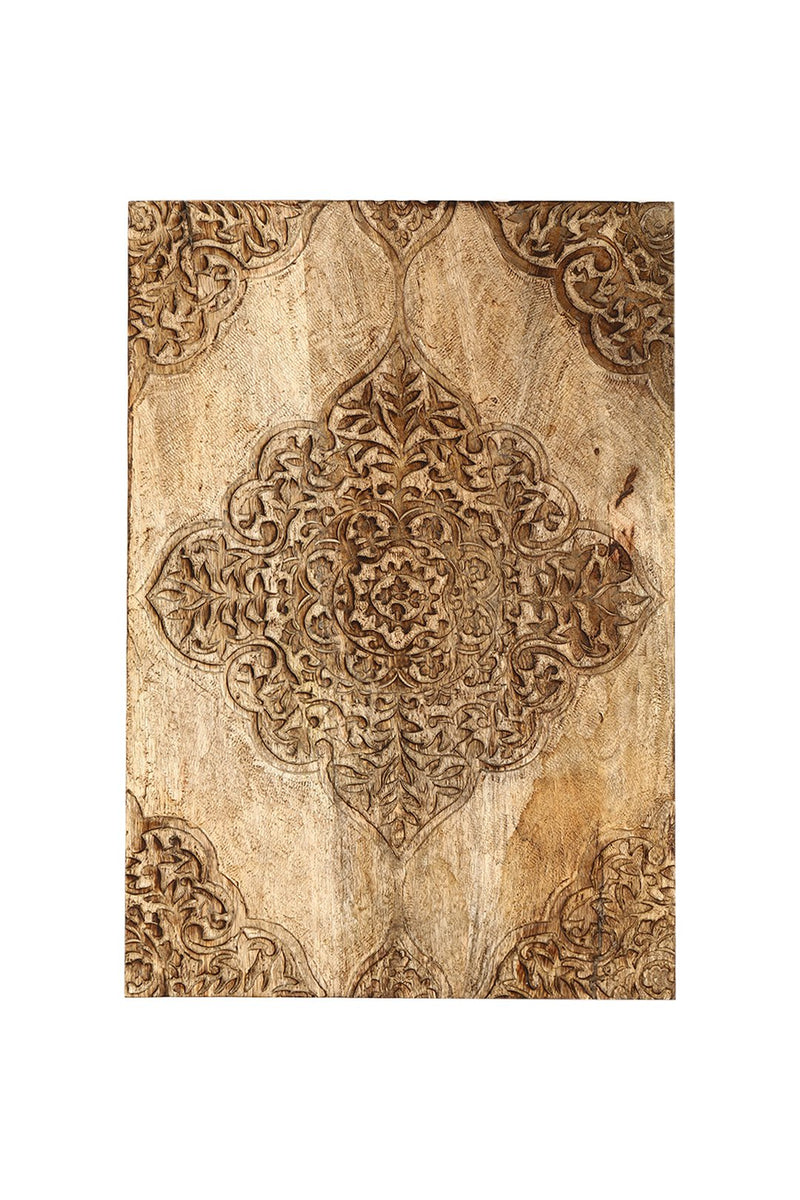 Moghul Fine Carved Wall Art