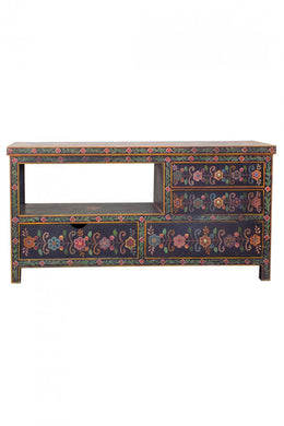 Black Kakosa TV Cabinet