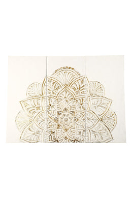 Mandala Wall Art Set of 3