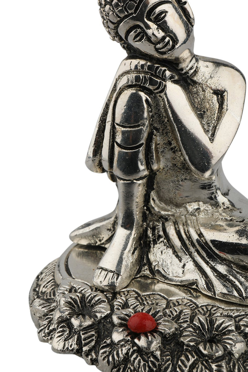 Sitting Buddha Incense Stand