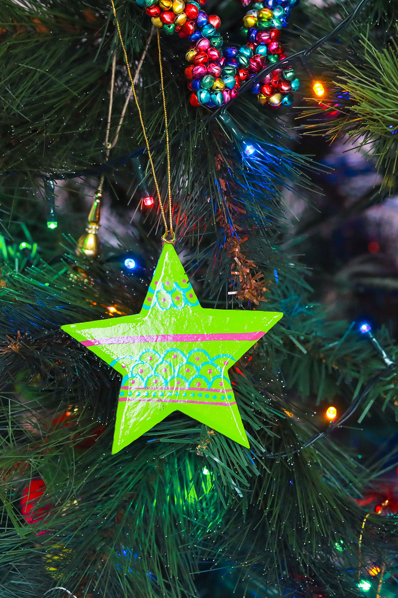 Tribal Star Decoration