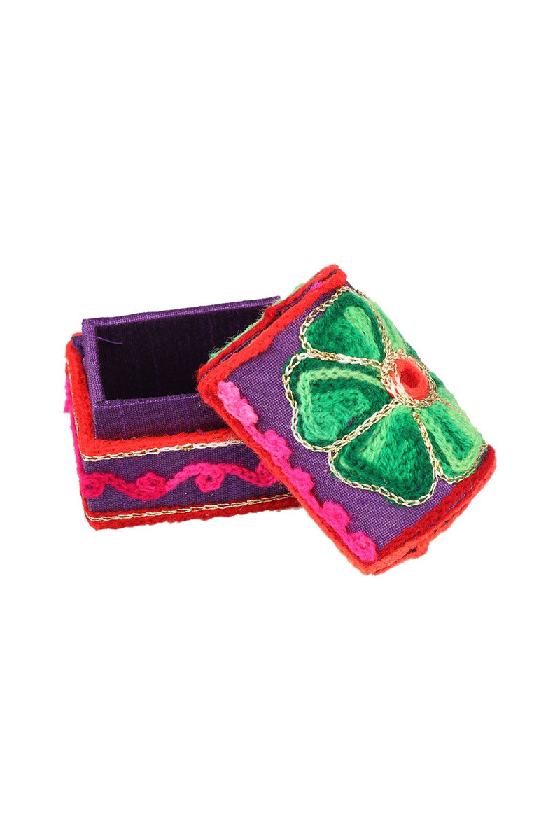 Assorted Handcrafted Mini Jewel Box