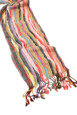 Assorted Prints & Colours Scarf