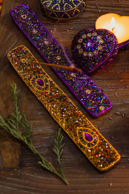Incense Holder Beaded