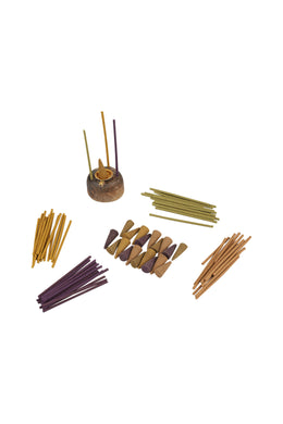 Boxed Moroccan Incense Holder Set