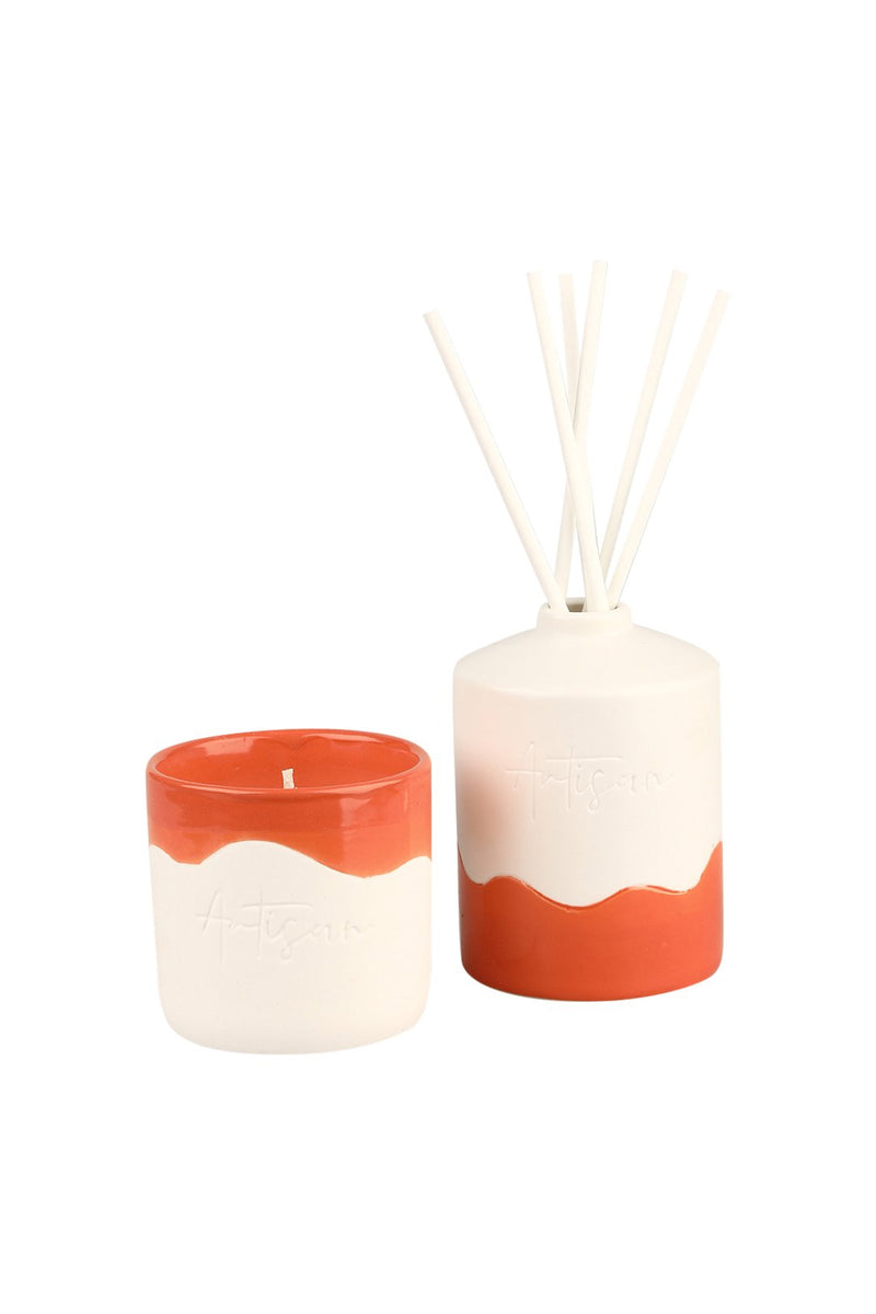Artisan Candle & Diffuser Gift Set