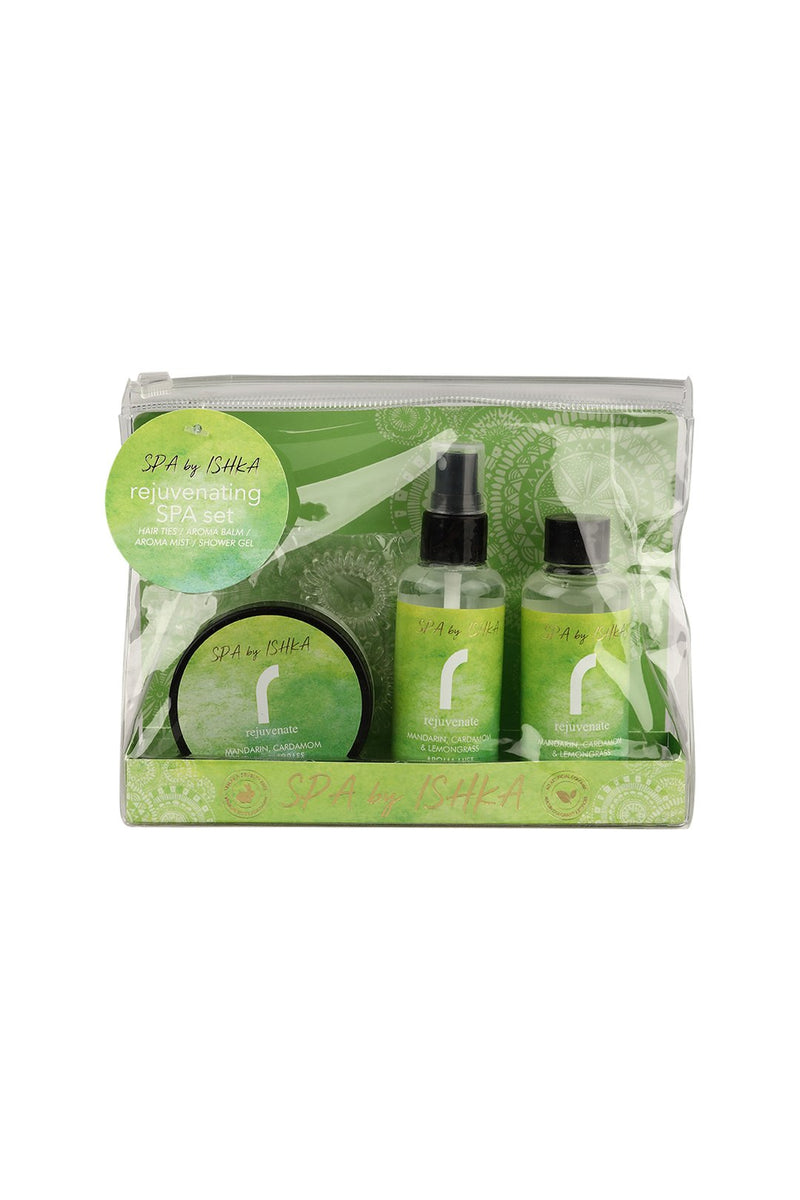 Rejuvenating Spa Gift Set