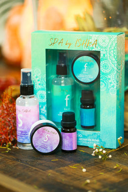 Trio Aromatic Spa Gift Set