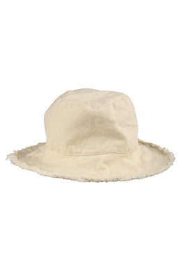 Fray Edge Bucket Hat