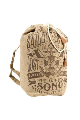 Canvas Sailor Spirit Backpack Bag