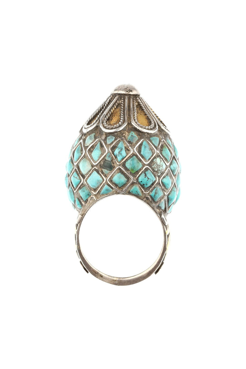 Old Afghani Ring