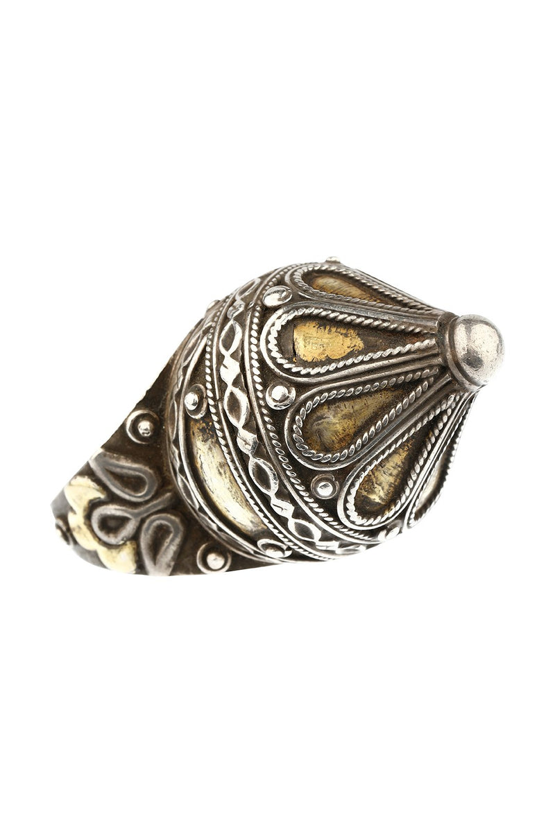 Old Afghani Statement Ring