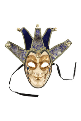 Smiling Jester Mask