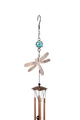 Iron Dragonfly Wind Chime
