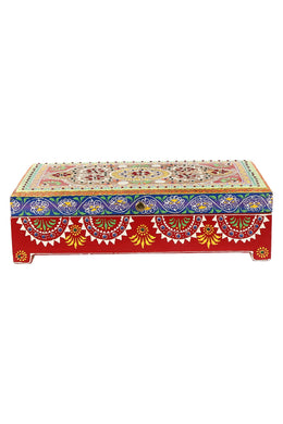 Gem Embossed Painted Box