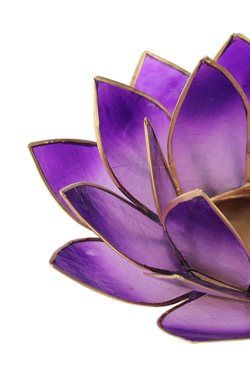 Lotus Tealight Holder