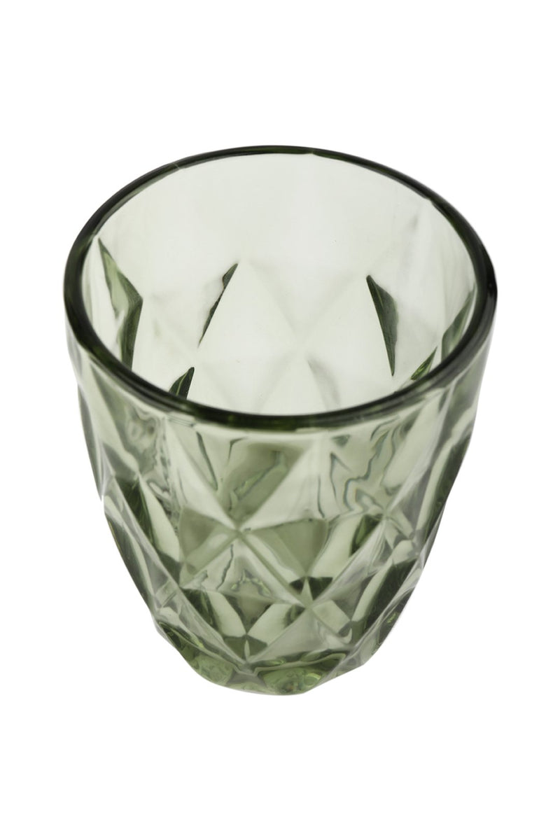 Fiesta Glass Tumbler