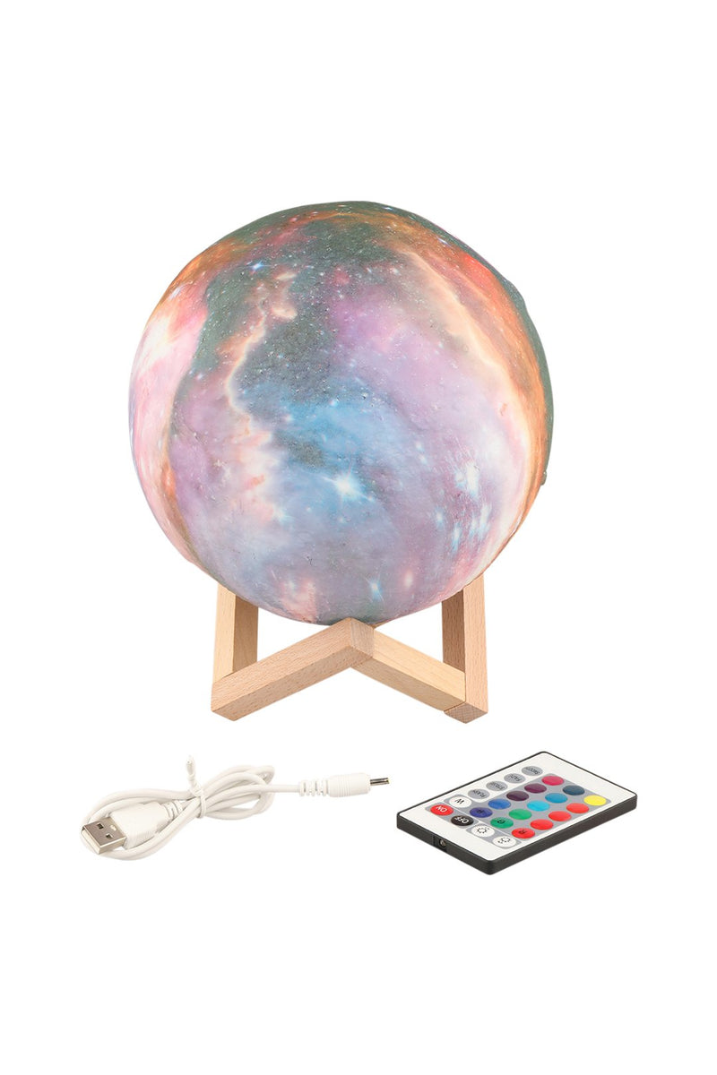Colour Changing Planet Lamp