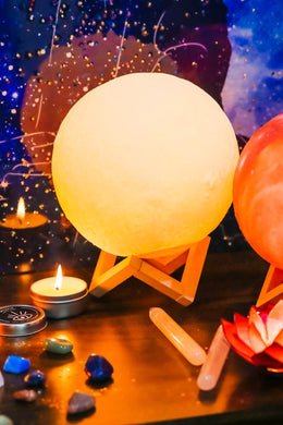 Moon Glow Table Lamp