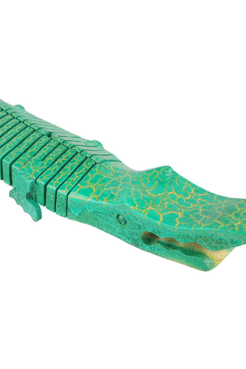 Flexible Wooden Crocodile Toy