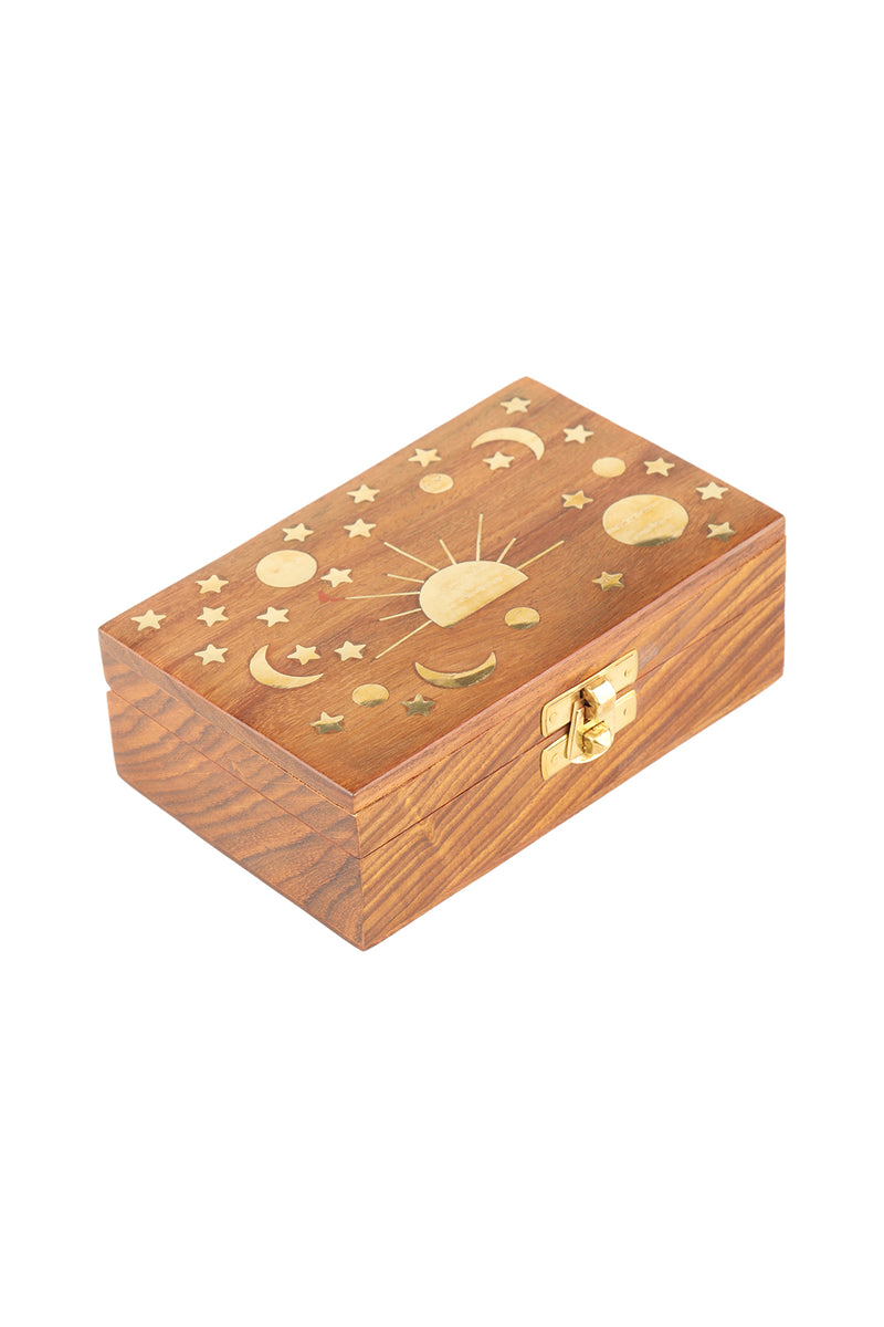 Celestial Sheesham Box