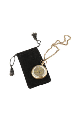 Marco Polo Pocket Watch with Velvet Pouch