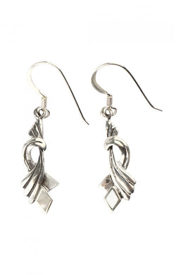 Flourish Swirl Earrings