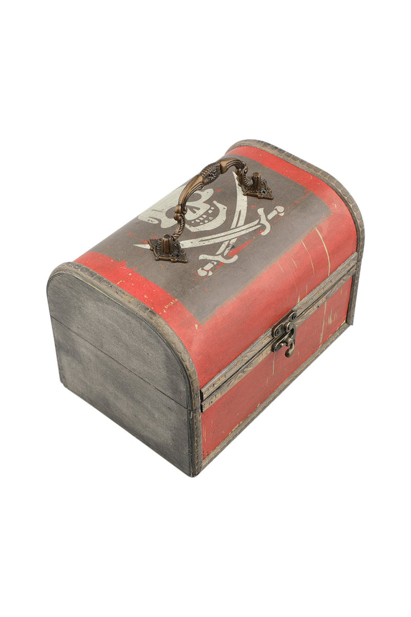 Pirate Treasure Chest Box