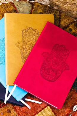 Hamsa Soft PU Notebook