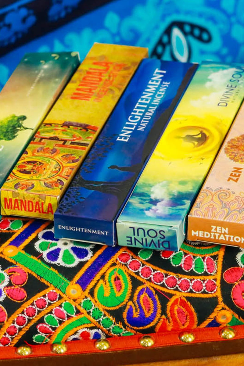 New Moon Aromas Incense