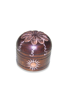 Small Box with Decoration