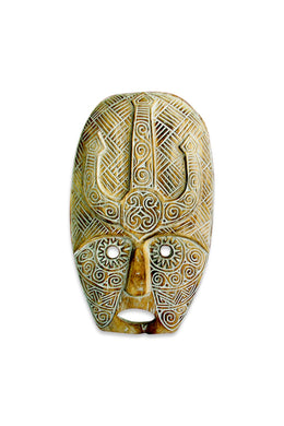 Tribal Carving Mask