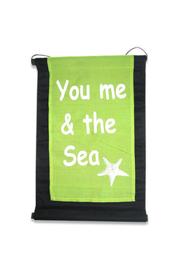 You Me and the Sea Banner
