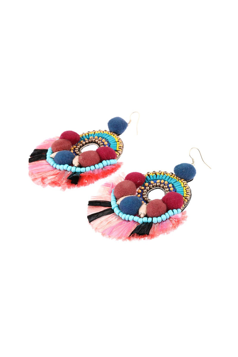 Statement Carnivale Earrings