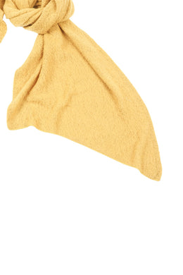 Supersoft Diagonal Hem Scarf