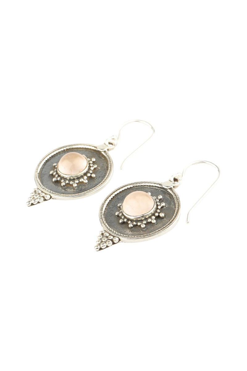 Earrings Shield Oxi