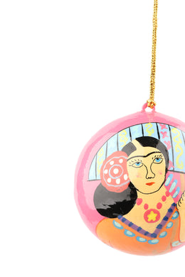Frida Ball Decoration