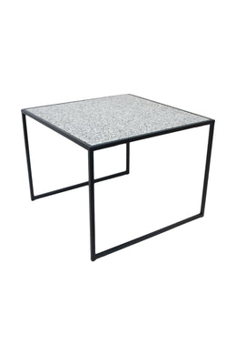 Agnese Terrazzo Side Table