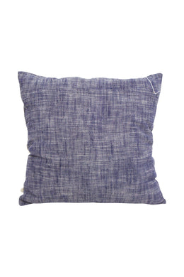 Eden Navy Marle Cushion