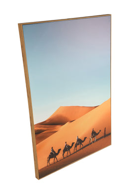 Sahara Canvas Wall Art