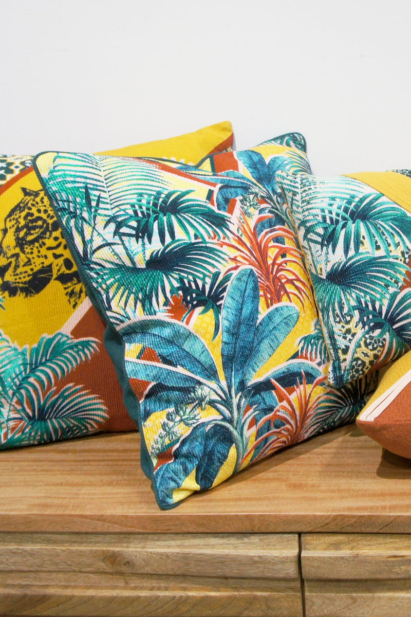 Bahama Square Cushion