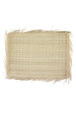 Sono Natural Seagrass Placemat