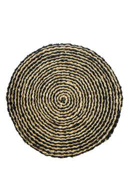 Placemat Round Seagrass 38cm