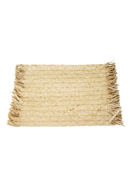 Tiki Natural Seagrass Placemat