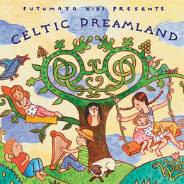 Putumayo Kids World Music CD 'Celtic Dreamland'