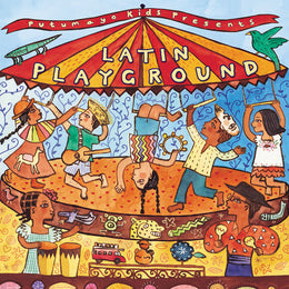 Putumayo Kids World Music CD 'Latin Playground'