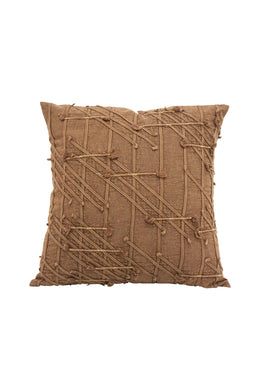Dewi Dori Warm Rust Cushion