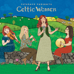 Putumayo World Music CD 'Celtic Women'