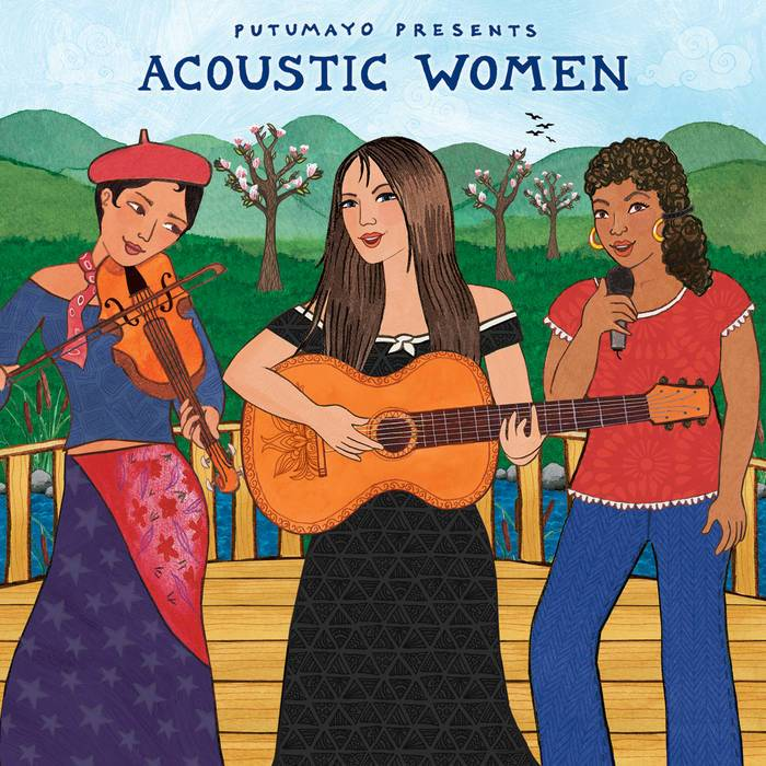 Acoustic Women CD